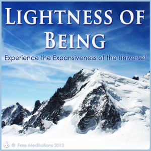 Lightness of Being Guided Meditation