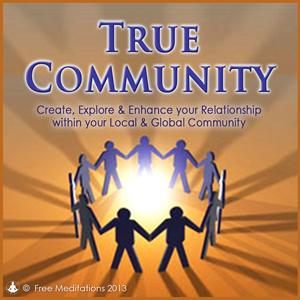 True Community Guided Meditation